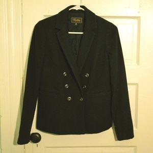 Madewell Buckley Tailors Wool Blazer Jacket Sz 0